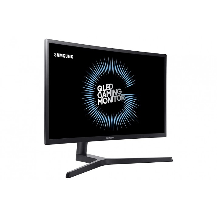 Samsung LC27FG73FQWXXL 27-inch Curved Gaming Monitor (Dark Blue and Black)