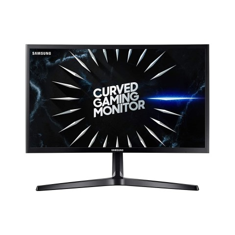 Samsung 24-inch (54.78cm) Curved Gaming Monitor- Full HD, AMD Free Sync, 144 Hz Refresh Rate- LC24RG50FQWXXL