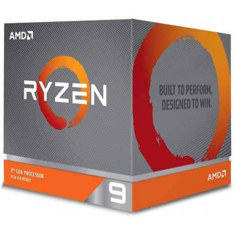 AMD 3rd Gen Ryzen 9 3900X Desktop Processor