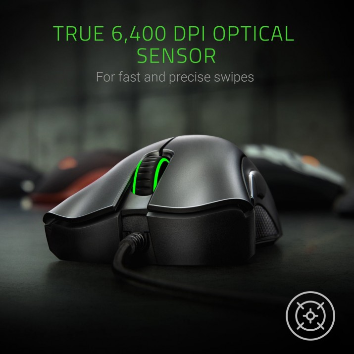 Razer DeathAdder Essential Right Handed Gaming Mouse