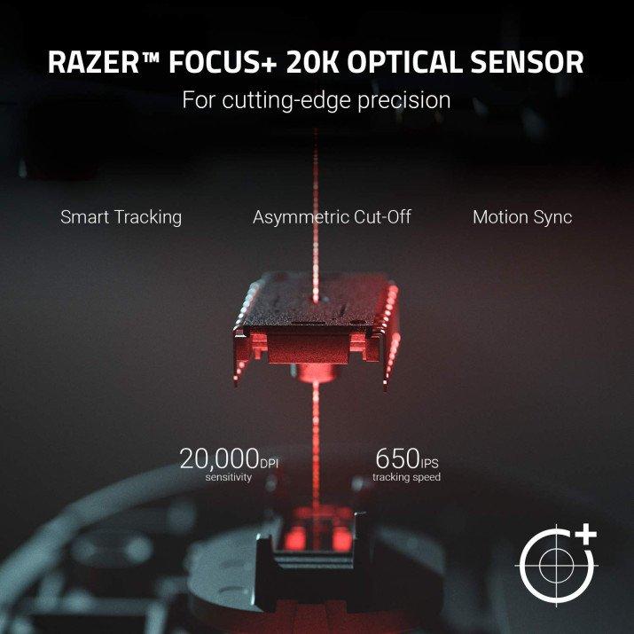 Razer Basilisk V2 Wired Gaming Mouse