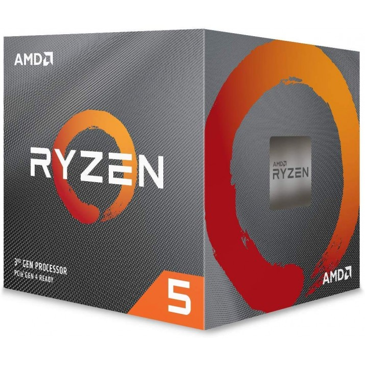 AMD Ryzen 5 3600X Desktop Processor