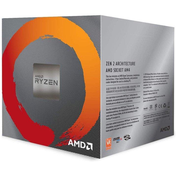 AMD Ryzen 7 3700X Desktop Processor