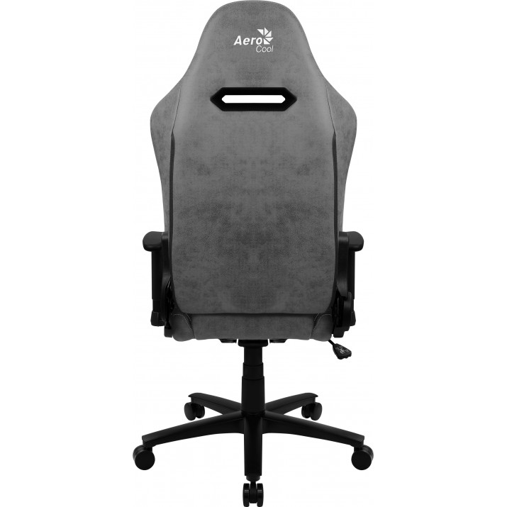 Aerocool DUKE AeroSuede Universal gaming chair Black
