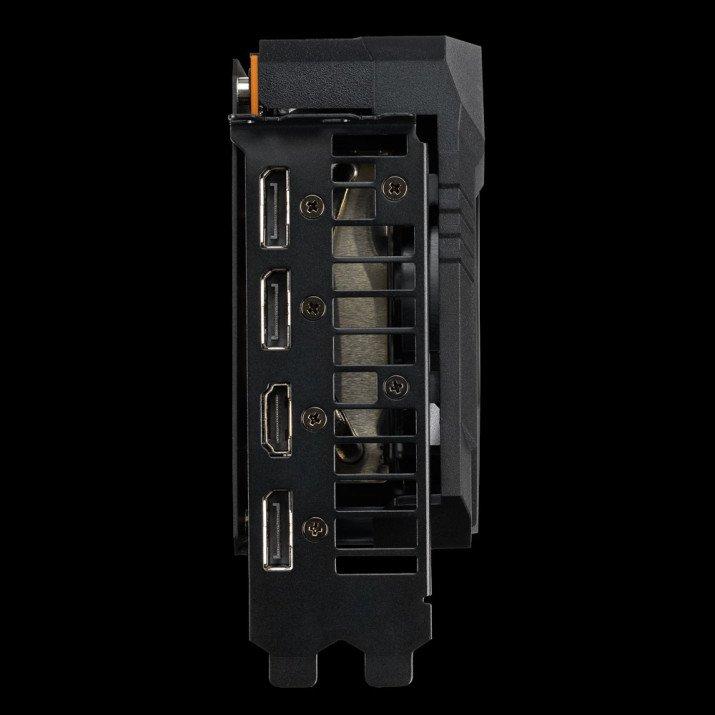 ASUS TUF Gaming 3-RX5600XT-O6G-EVO-GAMING AMD Radeon RX 5600 XT 6 GB GDDR6