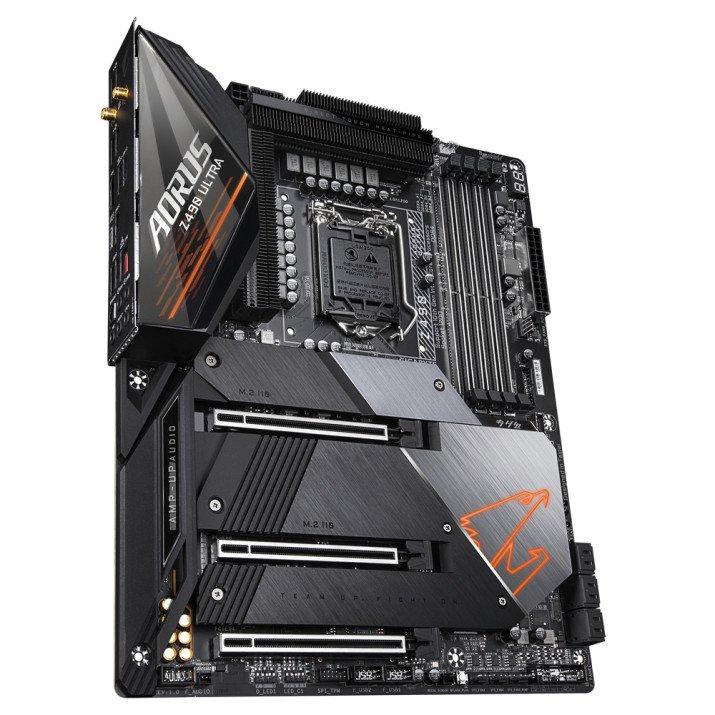 Gigabyte Z490 AORUS ULTRA (rev. 1.x) LGA 1200 ATX Intel Z490