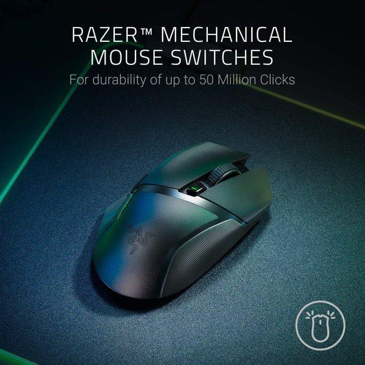 Razer Basilisk X Hyperspeed Wireless Gaming Mouse
