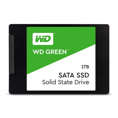 Western Digital WD Green 1 TB 2.5 inch SATA III Internal Solid State Drive