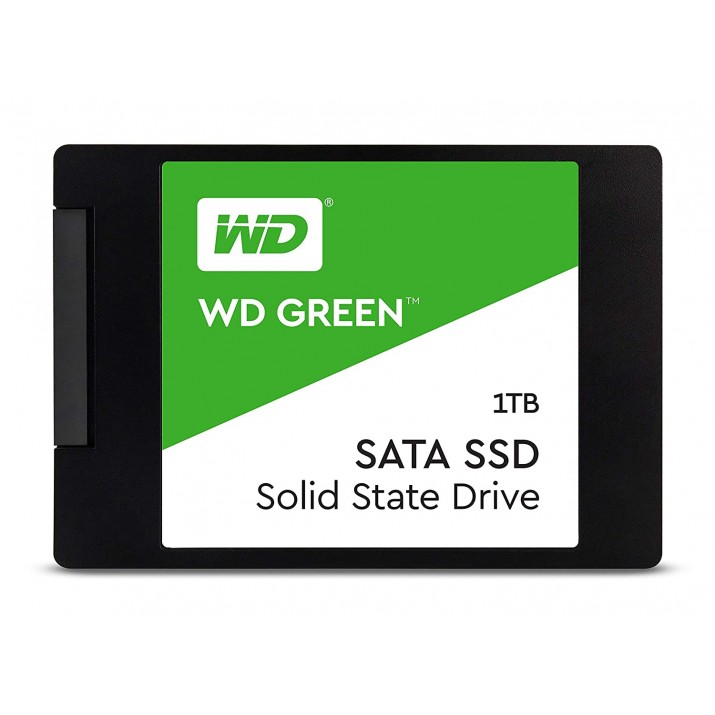 Western Digital WD Green 1 TB 2.5 inch SATA III Internal Solid State Drive