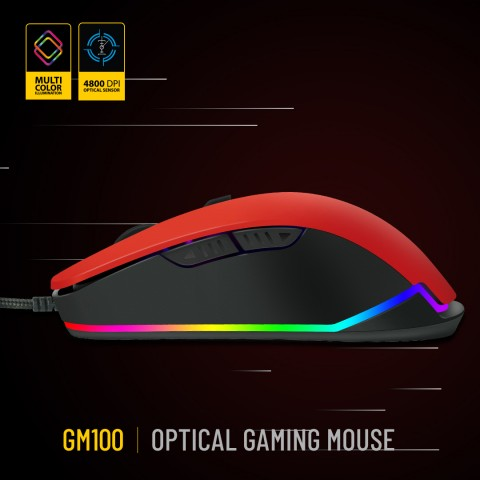 Ant Esports GM 100 Wired Optical Gaming Mouse