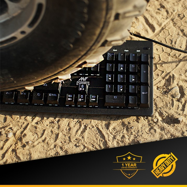 Ant Esports MK3000 Mechanical RGB Gaming Keyboard