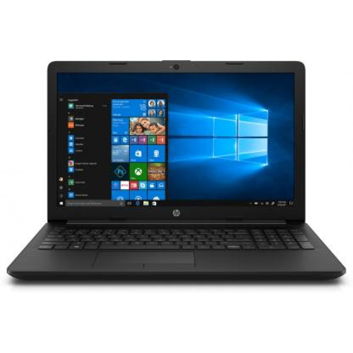 HP 15 Pentium Gold - (4 GB/1 TB HDD/Windows 10 Home) 15-da0389TU Laptop (15.6 inch, Jet Black, 1.91 kg)