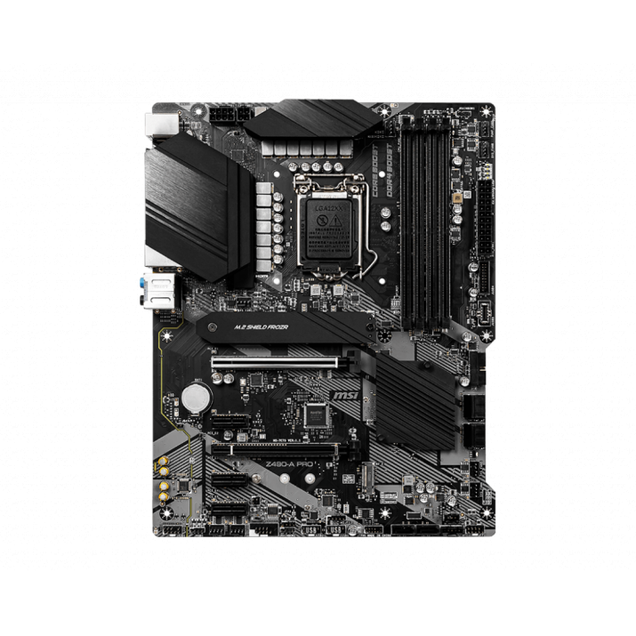 MSI Z490-A PRO MOTHERBOARD