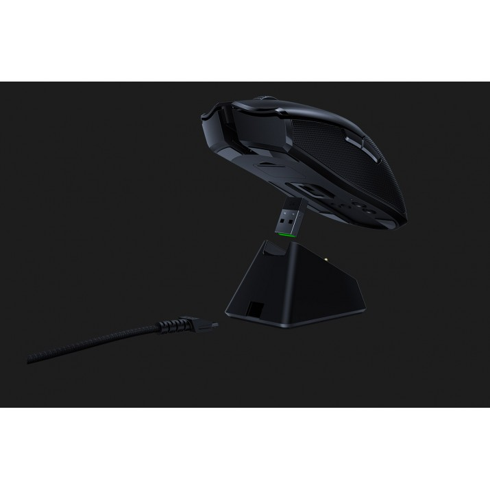 Razer Viper Ultimate Wirless Gaming Mouse with Charging Dock