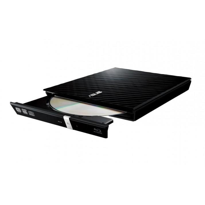 ASUS SDRW-08D2S-U Lite optical disc drive Black DVD±R/RW