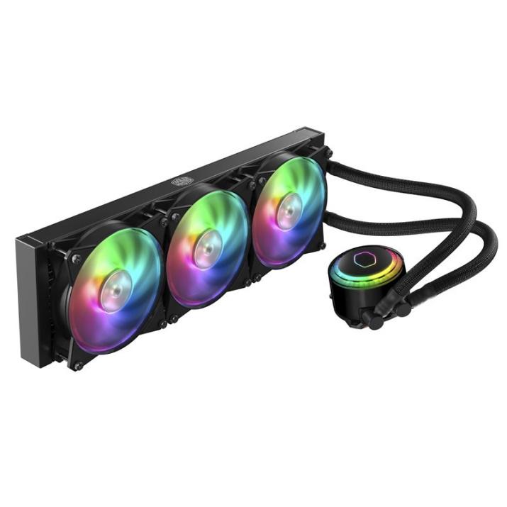 Cooler Master MasterLiquid ML360R RGB computer liquid cooling Processor