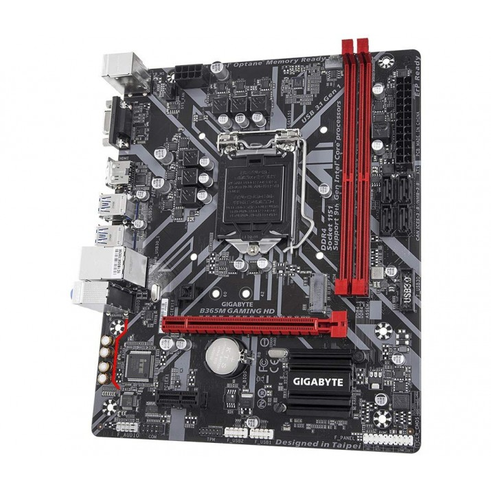 Gigabyte B365M Gaming HD Motherboard