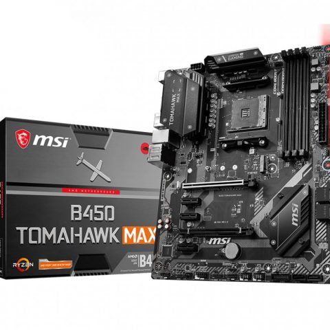 MSI B450 Tomahawk Max Socket AM4 ATX AMD B450