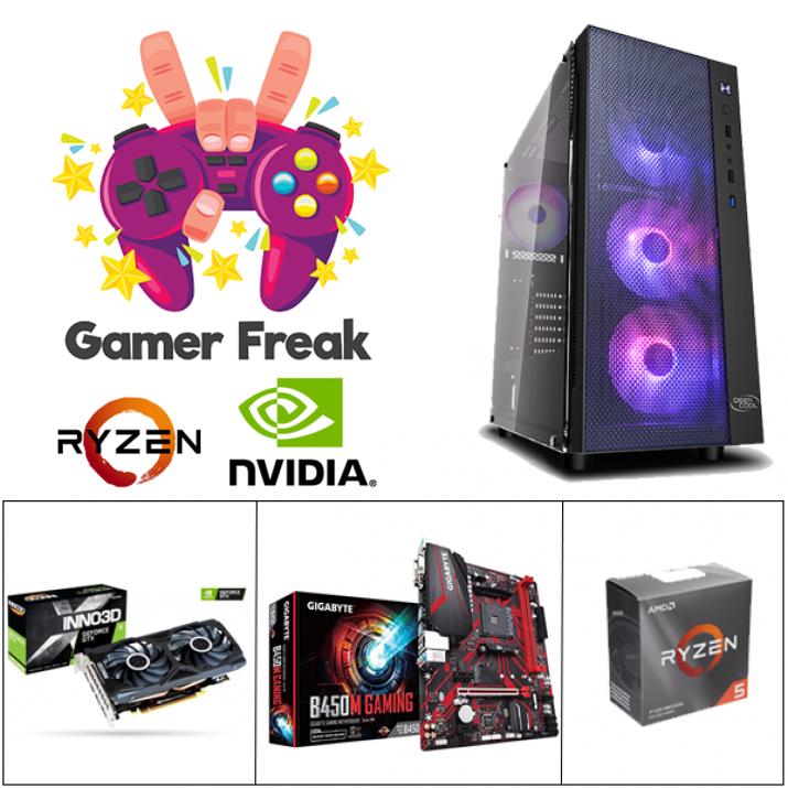 Gamer Freek R5 PC, pc builder simulator, pc build india, Easy PC Builder | Build Your Own Gaming PC, Build Guides, custom pc builder, pc build generator, gaming pc, pc build excel template, best custom pc builder website, build your own pc, Custom PC Part Picker Tool to Build Your PC, Use our PC Builder to design and configure your own Custom PC. Be it a high-end gaming rig, or a small office workstation our configurator lets you pick, Custom Built Workstation Desktops, Gaming Buy Workstations Desktops Servers Gaming PC & Accessories. Customize according to your requirements Fast Delivery Onsite Warranty Exclusive AMD RYZENTM 3000XT SERIES PC BUILDS WORKSTATION FOR AI & DEEP LEARNING Especially Designed For AI And Machine Learning