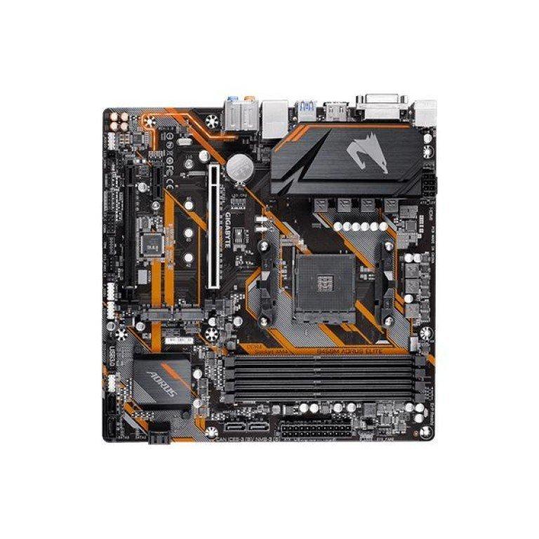 Gigabyte B450M AORUS ELITE AMD B450 Motherboard