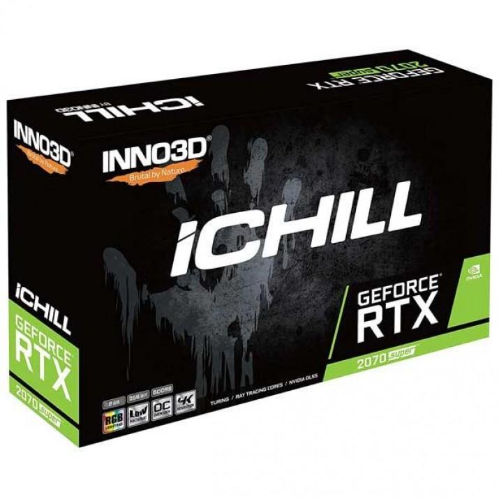 Inno3d RTX 2070 Super IChill X3 Ultra RGB 8GB