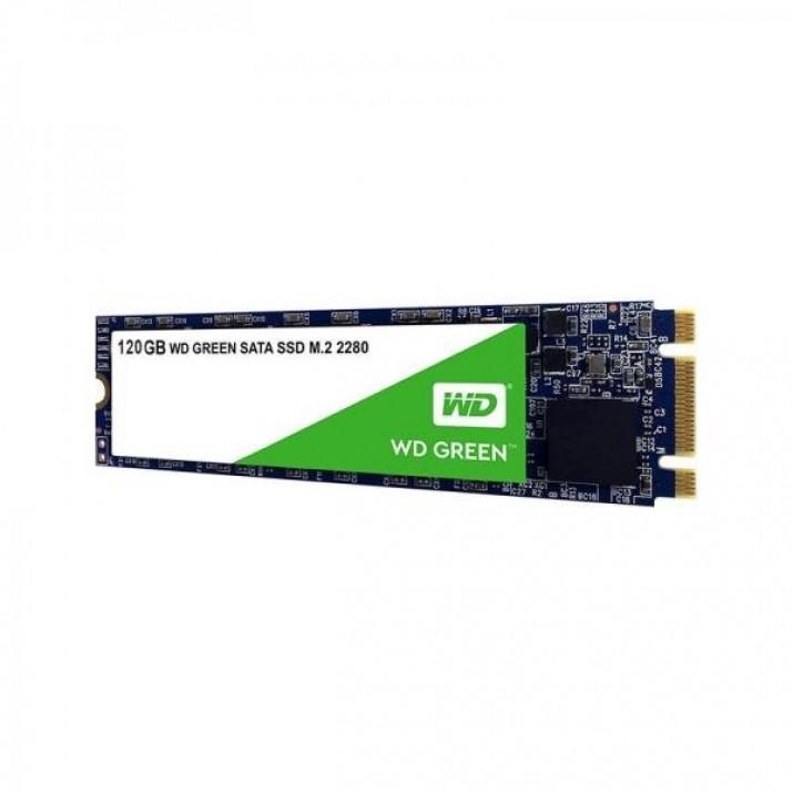 WESTERN DIGITAL WD GREEN 120GB M.2 INTERNAL SSD (WDS120G2G0B)