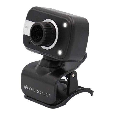 Zebronics Zeb-Crystal Clear Web Camera