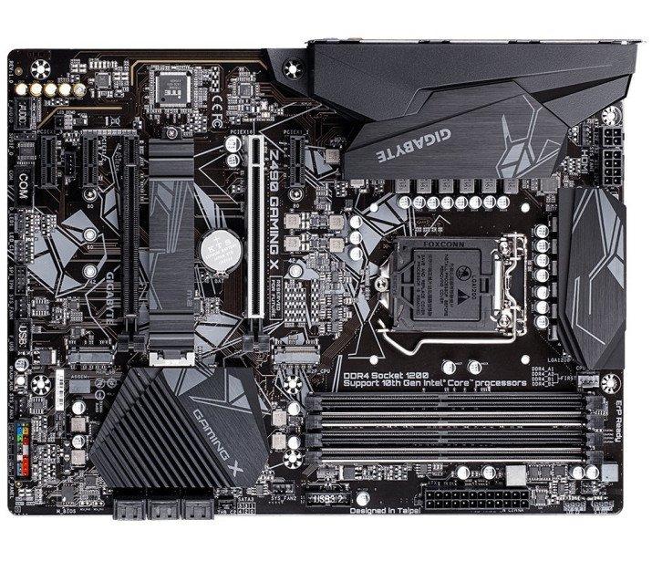 Gigabyte Z490 GAMING X motherboard