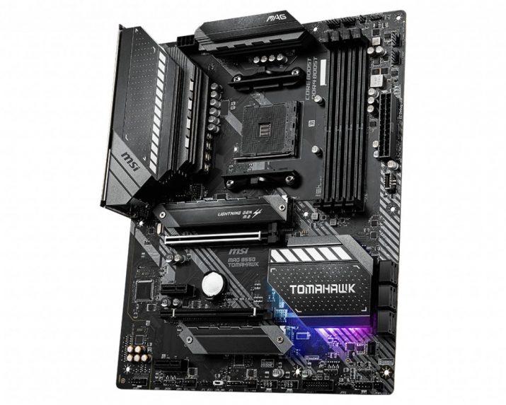 MSI MAG B550 Tomahawk ATX Gaming Motherboard