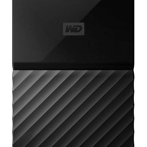 WD My Passport 4TB Portable External Hard Drive