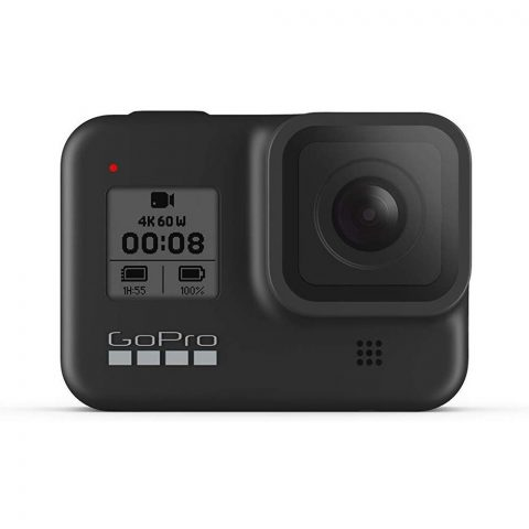 GoPro HERO8 Black Sports Action 4K Camera