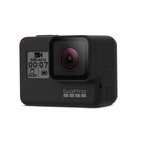 GoPro Hero 7 Black Sports Action 4K CAMERA