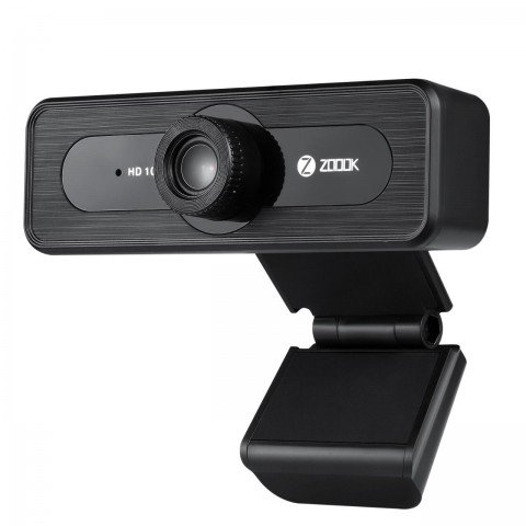 ZOOOK ZK-CAMERAMAN Full HD Webcam