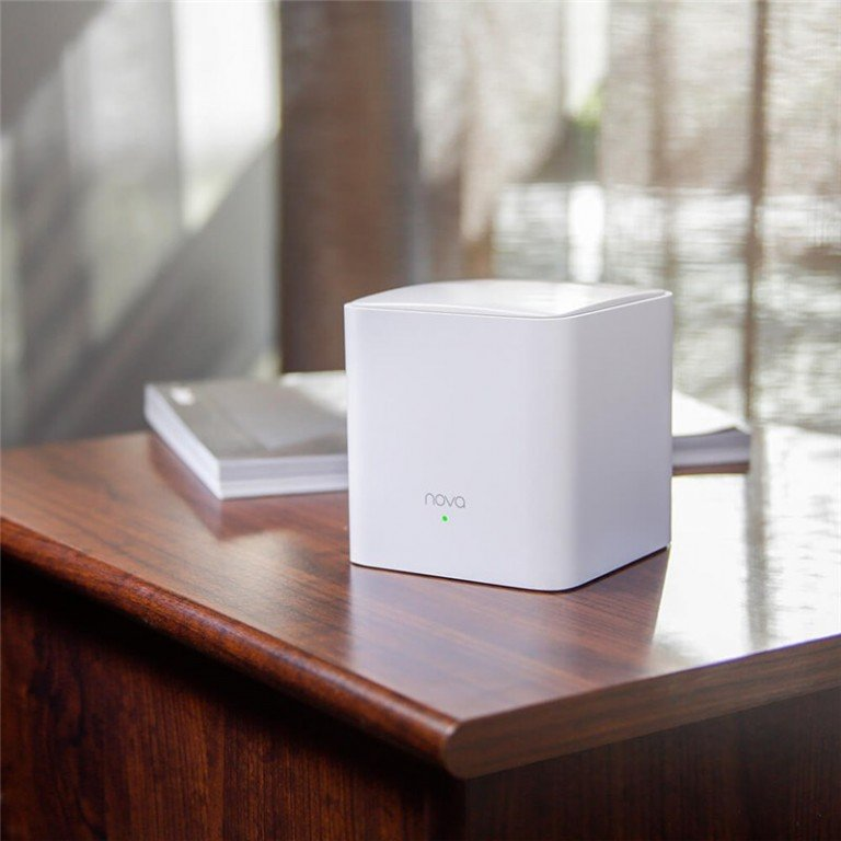 Tenda MW5G Wireless Router AC1200 Whole-home Mesh WiFi System