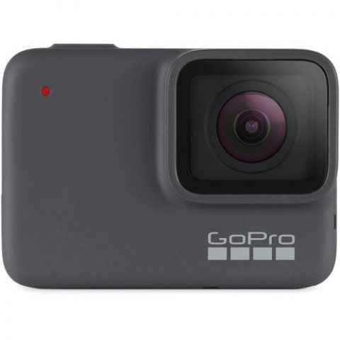 GoPro HERO 7 Silver Sports Action 4K Camera