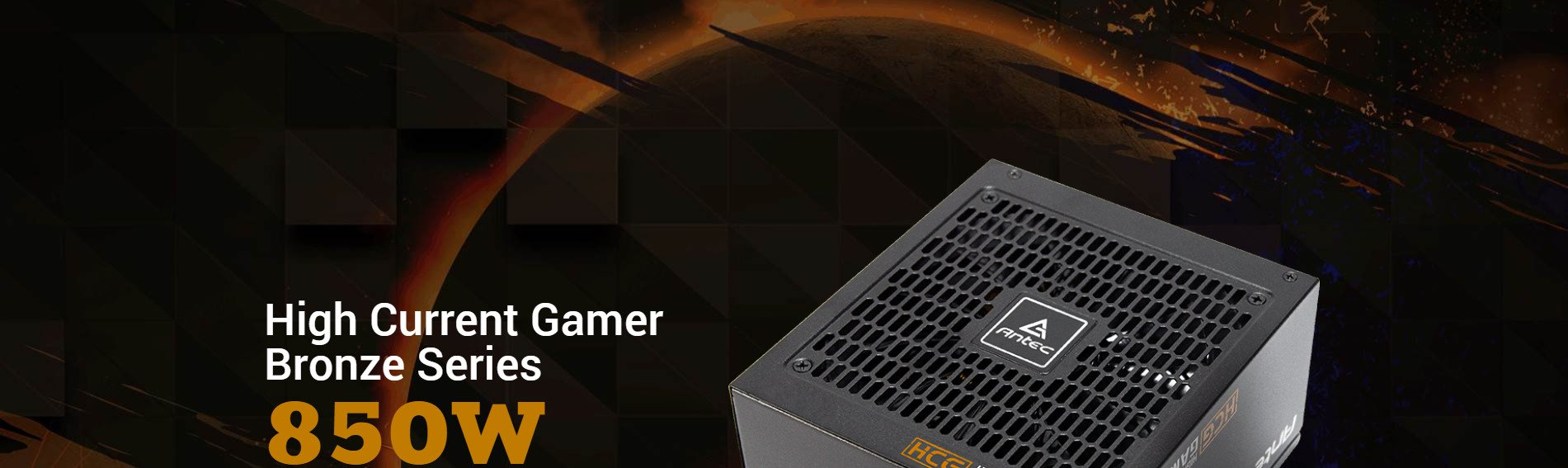 ANTEC HCG850 Bronze SMPS