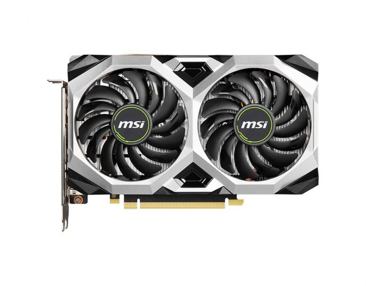 MSI GeForce GTX 1660 SUPER VENTUS XS OC NVIDIA 6 GB GDDR6