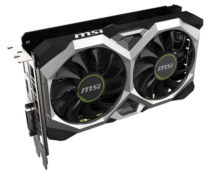 MSI GeForce GTX 1650 SUPER VENTUS XS OC NVIDIA 4 GB GDDR6