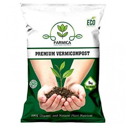 FARMICA Premium Vermicompost