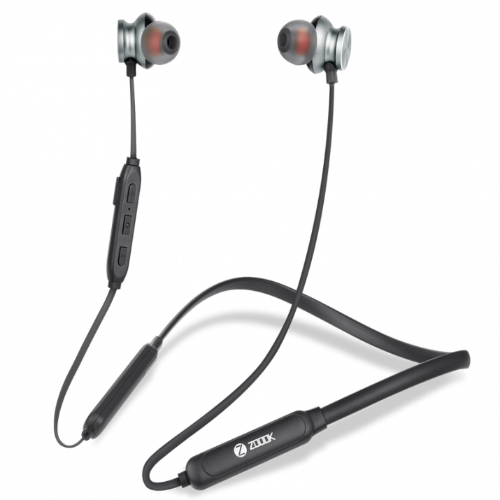 Zoook Jazz Claws 2 Sports Bluetooth Wireless Earphone/Neckband