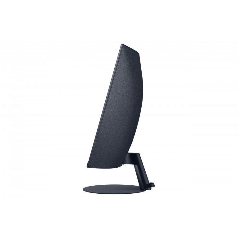 "Samsung - T55 Series 27"" LED 1000R Curved FHD FreeSync Monitor"