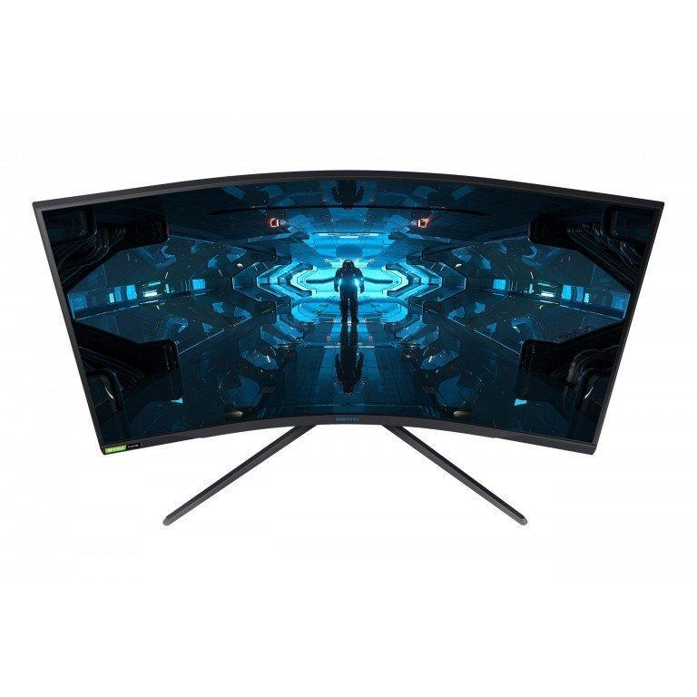 """Samsung Odyssey G7 32"""" Curved Quad HD QLED Monitor"""