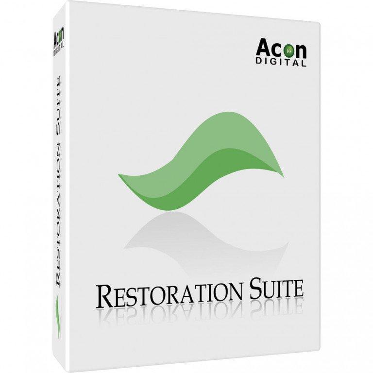 Acon Digital Restoration Suite 2 - VST audio filters