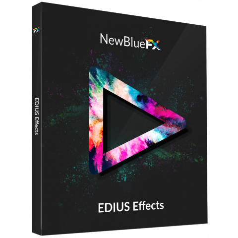 NewBlue EDIUS Effects