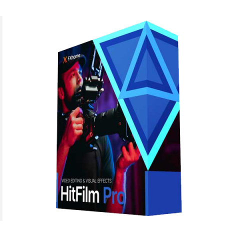 HitFilm Pro VFX & Video Editing Software