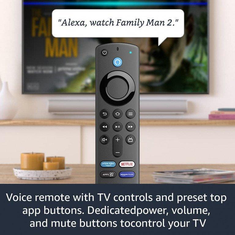 Amazon Fire TV Stick (3rd Gen, 2021)