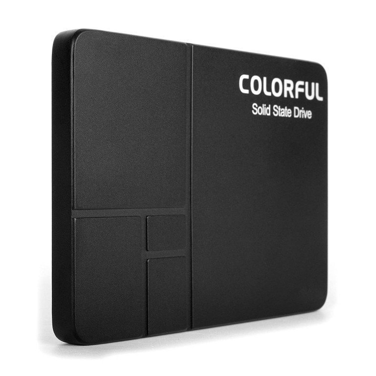 Colorful SSD SL300 128GB Plus Series- 3D Nand SATA 3 Solid State Drive