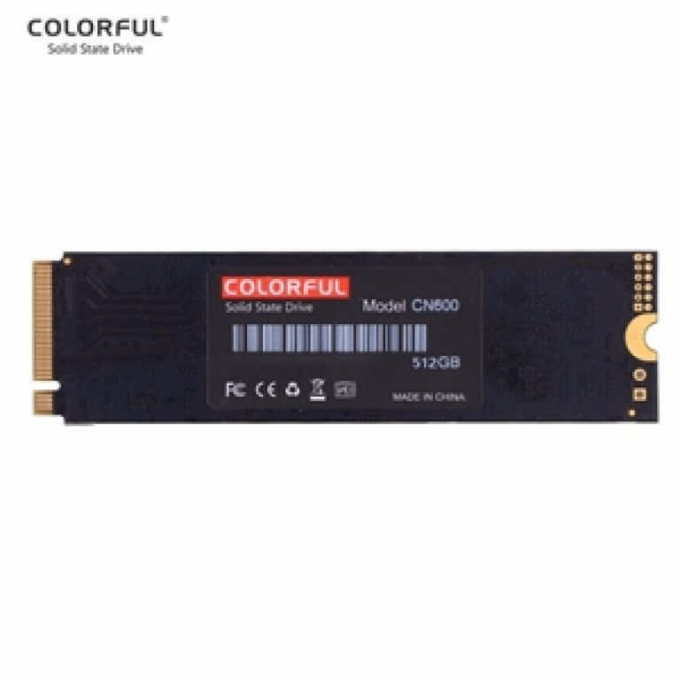 COLORFUL M.2 512GB Internal Solid State Drive NVME SSD
